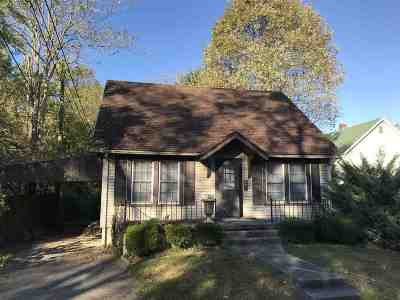 Murray Single Family Home For Sale: 205 N 6th Street
