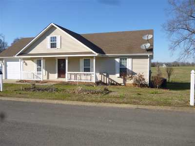 Benton Single Family Home For Sale: 194 Tara Ct