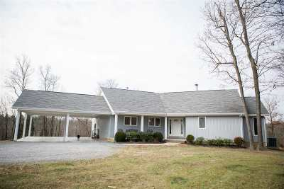 Calloway County Single Family Home Contract Recd - See Rmrks: 1020 Rowland Road