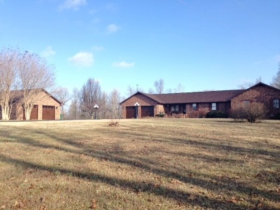 Kuttawa Single Family Home For Sale: 1328 State Route 295 N.