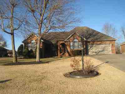 Paducah Single Family Home For Sale: 185 Stone Creek Place
