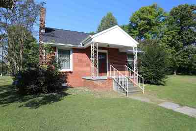 Murray Single Family Home For Sale: 306 S 11th Street