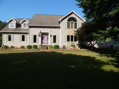 Gilbertsville KY Single Family Home For Sale: $549,000