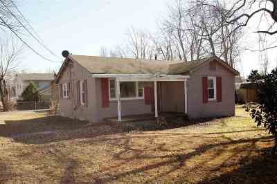 McCracken County Single Family Home For Sale: 5254 Old Mayfield Rd