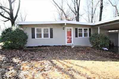 McCracken County Single Family Home For Sale: 6139 Kentucky Dam Road