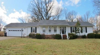 Eddyville Single Family Home Contract Recd - See Rmrks: 513 Pine St