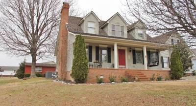 Eddyville Single Family Home Contract Recd - See Rmrks: 605 Lake Scene