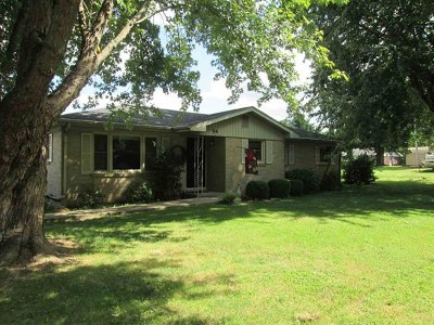 Cadiz Single Family Home For Sale: 54 Glendale Drive