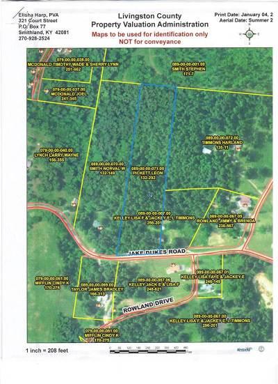 Residential Lots & Land For Sale: Jake Duke Road