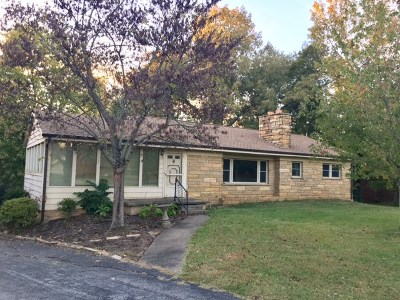 McCracken County Single Family Home Contract Recd - See Rmrks: 315 Pepper Lane
