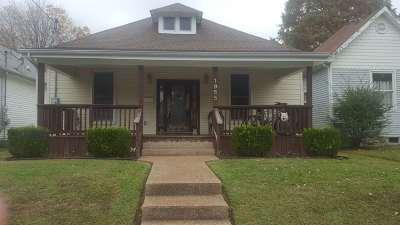 McCracken County Single Family Home For Sale: 1955 Harrison