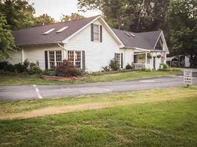 Paducah Single Family Home For Sale: 6531 Cairo Rd.