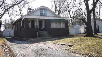 McCracken County Single Family Home For Sale: 2512 Washington St
