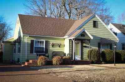 McCracken County Single Family Home For Sale: 2907 Clark Street
