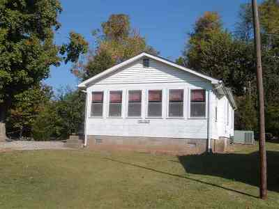 Ballard County Single Family Home For Sale: 740 Beech Grove Road