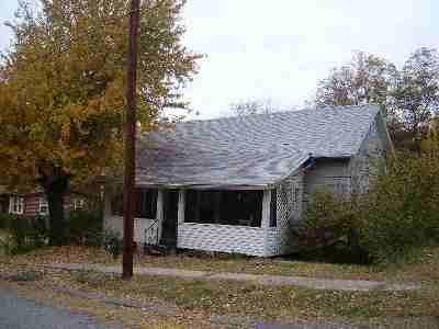 Ballard County Single Family Home For Sale: 332 Cumberland St.