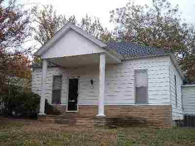 Ballard County Single Family Home For Sale: 652 N Fourth St.