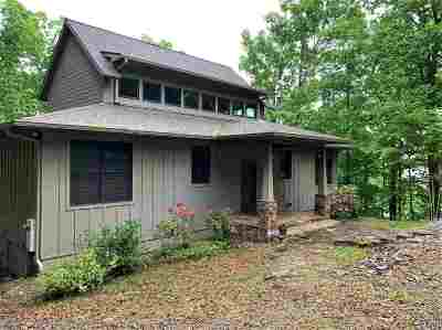 Calloway County Single Family Home For Sale: 238 Bailey Shore