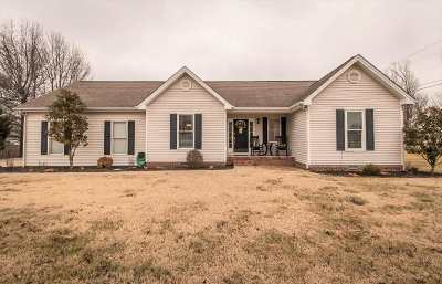 McCracken County Single Family Home Contract Recd - See Rmrks: 8201 Timberland Drive