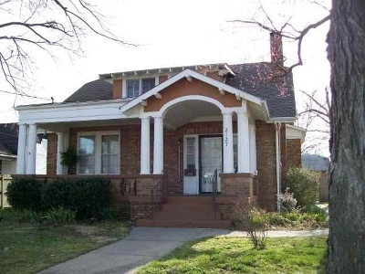 McCracken County Single Family Home For Sale: 2127 Bridge Street