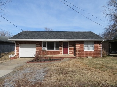 Murray Single Family Home For Sale: 1312 Sycamore