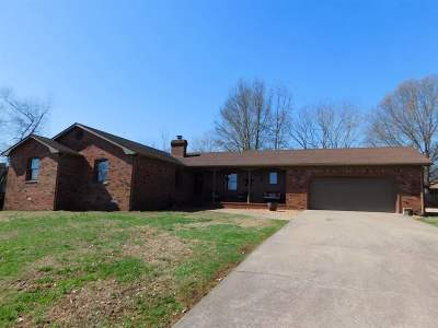 Murray Single Family Home For Sale: 1512 Beckett Drive