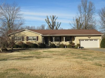 McCracken County Single Family Home For Sale: 635 Walnut Drive