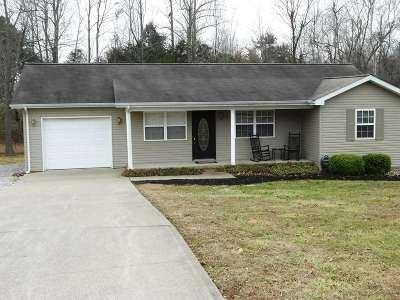 Eddyville Single Family Home For Sale: 107 Renee Drive