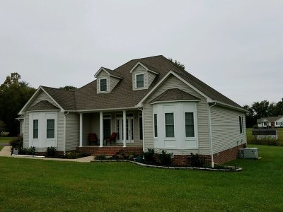 Benton Single Family Home For Sale: 175 Oak Shadow Lane
