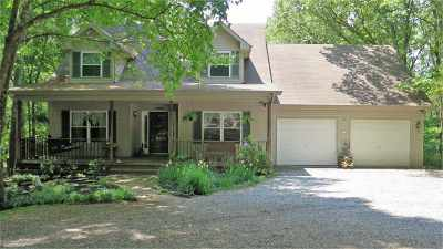 Cadiz Single Family Home For Sale: 52 Wideview Ct