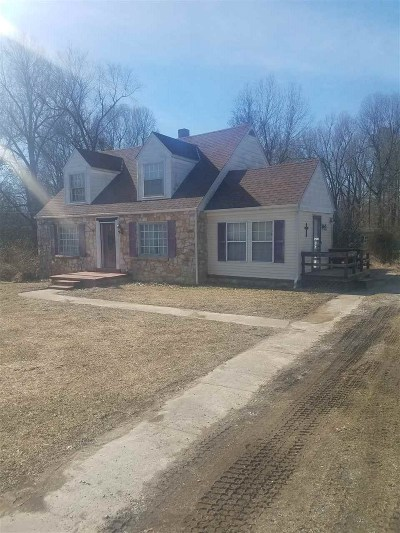 McCracken County Single Family Home For Sale: 4901 Epperson Road