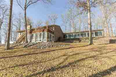 Trigg County Single Family Home Contract Recd - See Rmrks: 143 Treetop