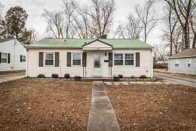 McCracken County Single Family Home Contract Recd - See Rmrks: 2969 Cornell St