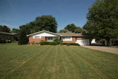 McCracken County Single Family Home For Sale: 135 Nickell Heights