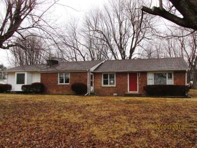 McCracken County Single Family Home Contract Recd - See Rmrks: 3975 Rice Springs Road