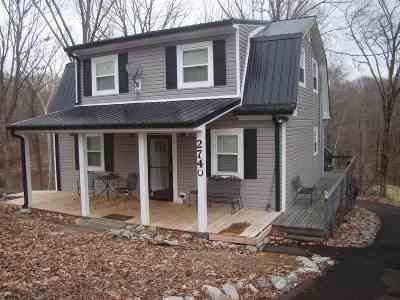 Cadiz Single Family Home For Sale: 274 Horseshoe Drive
