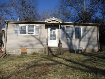 Cadiz Single Family Home For Sale: 40 Monroe St