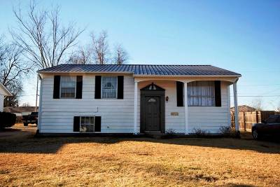McCracken County Single Family Home Contract Recd - See Rmrks: 235 Iroquois Drive
