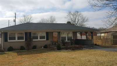Single Family Home For Sale: 2521 Camilla Dr.