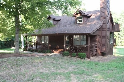 Single Family Home For Sale: 327 Wells Rd