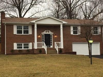 McCracken County Single Family Home For Sale: 524 Oakcrest