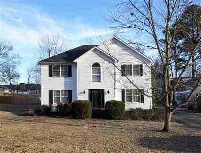 McCracken County Single Family Home For Sale: 3750 Jenn Lane