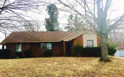 Benton Single Family Home For Sale: 303 W 14th