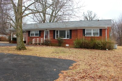 Murray Single Family Home For Sale: 4813 N State Route 121