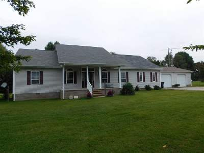 Murray Single Family Home For Sale: 7928 W State Route 94