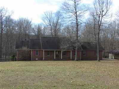 Cadiz Single Family Home Contract Recd - See Rmrks: 1303 Pleasant Hill Church Road