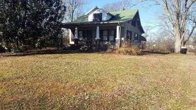 McCracken County Single Family Home For Sale: 2935 Elliott Rd