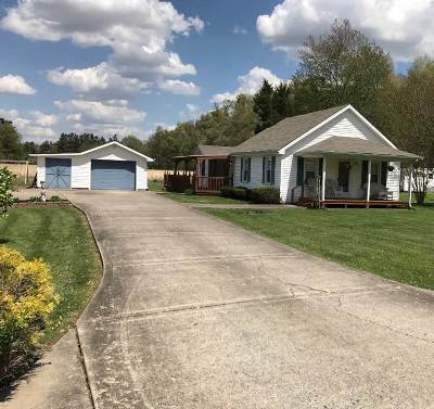 McCracken County Single Family Home For Sale: 3120 Estes Lane