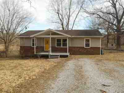 Cadiz Single Family Home For Sale: 1137 South Tanyard Road