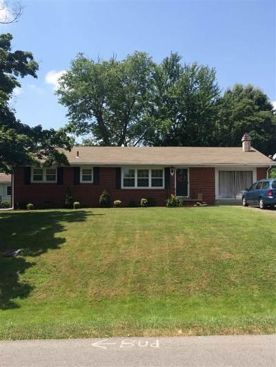 Calvert City Single Family Home For Sale: 678 Hemlock
